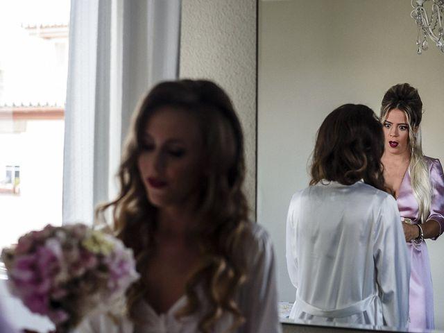 La boda de Alicia y Christian en Granada, Granada 11