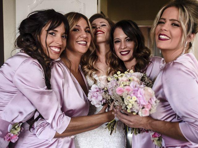 La boda de Alicia y Christian en Granada, Granada 16