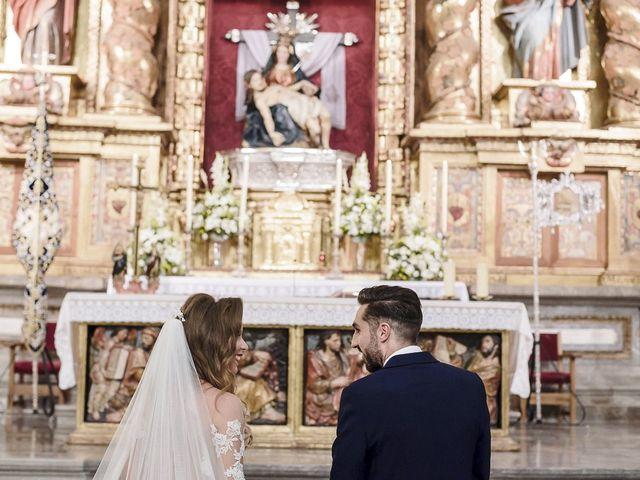 La boda de Alicia y Christian en Granada, Granada 21