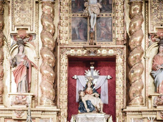 La boda de Alicia y Christian en Granada, Granada 22