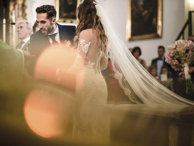 La boda de Alicia y Christian en Granada, Granada 23