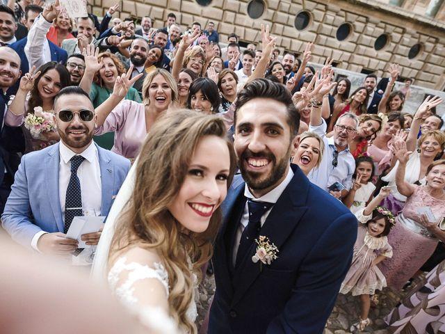 La boda de Alicia y Christian en Granada, Granada 24