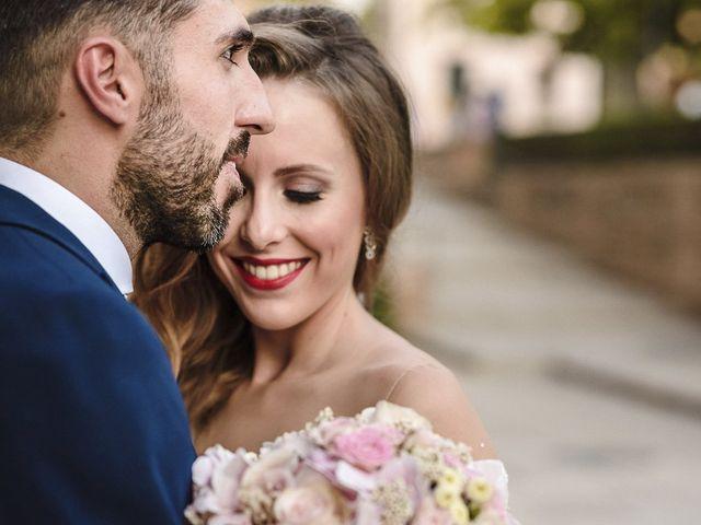 La boda de Alicia y Christian en Granada, Granada 2