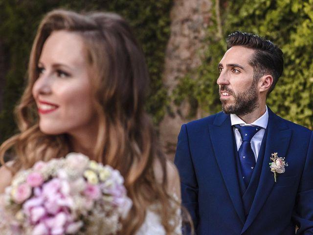 La boda de Alicia y Christian en Granada, Granada 27