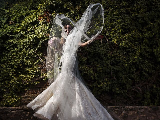La boda de Alicia y Christian en Granada, Granada 29