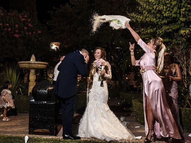 La boda de Alicia y Christian en Granada, Granada 31