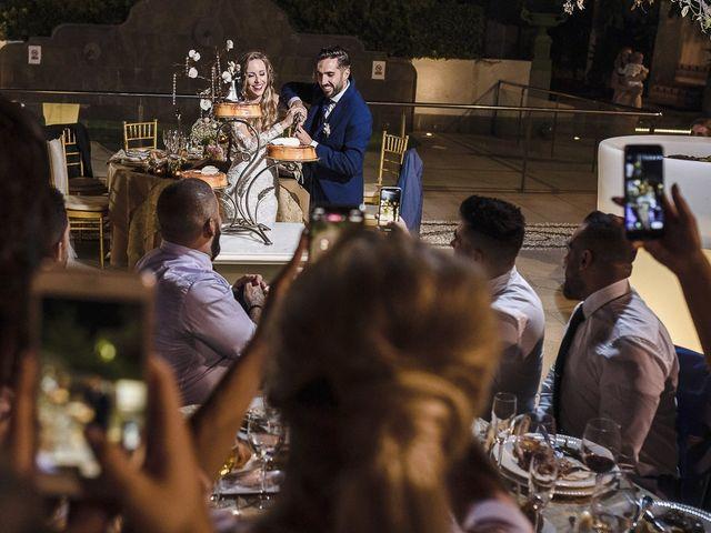 La boda de Alicia y Christian en Granada, Granada 33