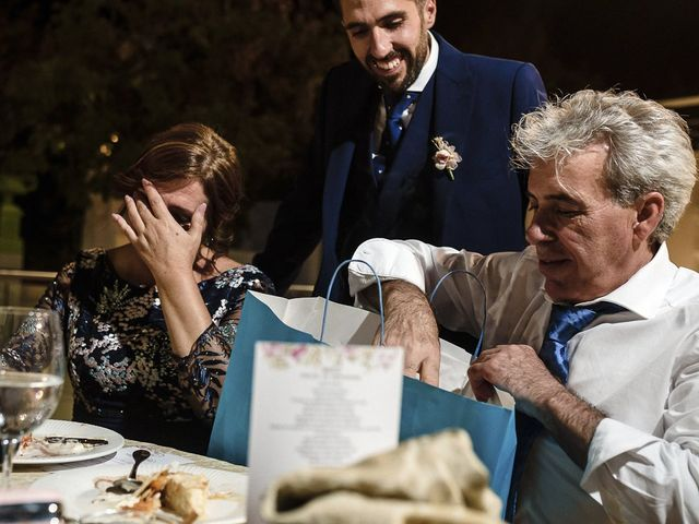 La boda de Alicia y Christian en Granada, Granada 35
