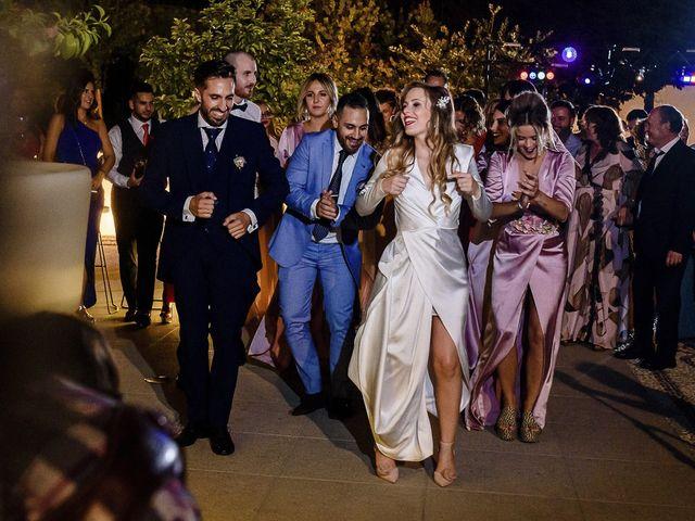 La boda de Alicia y Christian en Granada, Granada 38