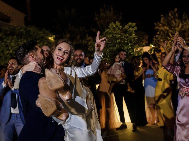 La boda de Alicia y Christian en Granada, Granada 39
