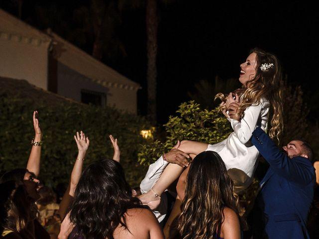 La boda de Alicia y Christian en Granada, Granada 40