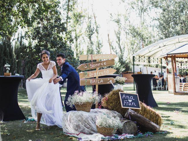 La boda de Fran y Ana en Atarfe, Granada 1