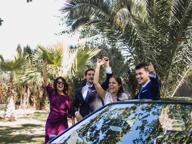 La boda de Fran y Ana en Atarfe, Granada 6