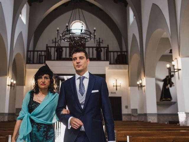La boda de Fran y Ana en Atarfe, Granada 11