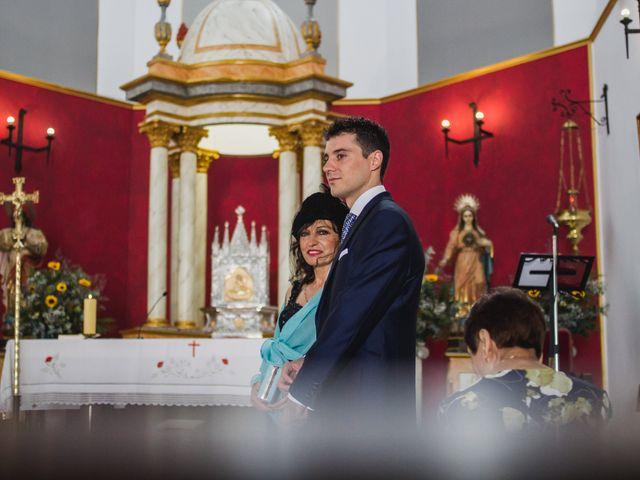 La boda de Fran y Ana en Atarfe, Granada 14