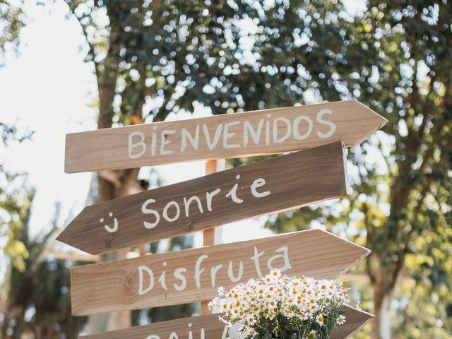 La boda de Fran y Ana en Atarfe, Granada 16
