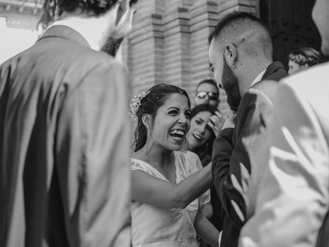La boda de Fran y Ana en Atarfe, Granada 21
