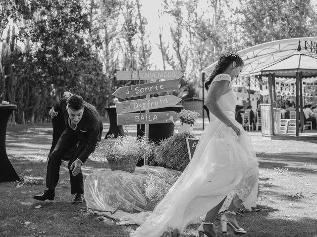 La boda de Fran y Ana en Atarfe, Granada 24