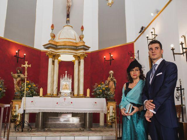 La boda de Fran y Ana en Atarfe, Granada 27
