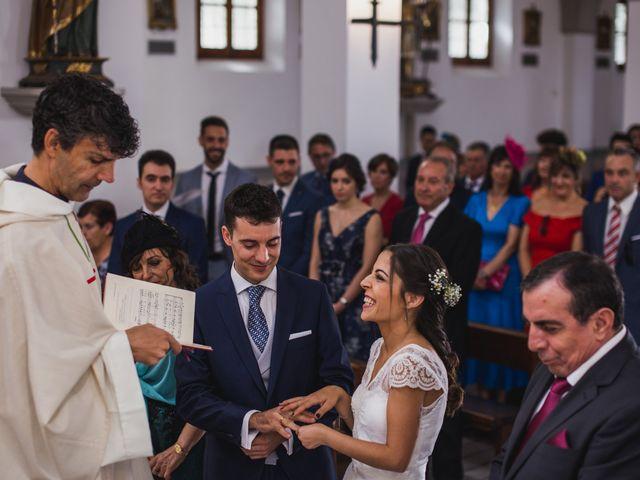 La boda de Fran y Ana en Atarfe, Granada 32