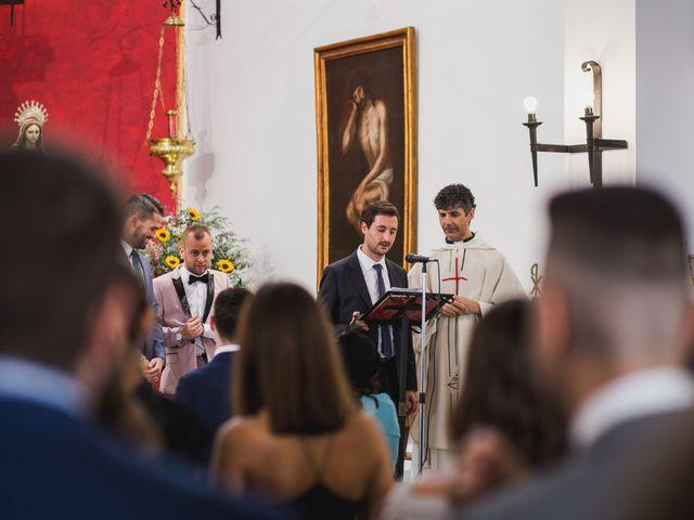 La boda de Fran y Ana en Atarfe, Granada 33