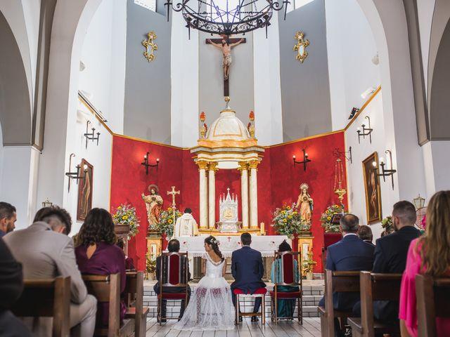 La boda de Fran y Ana en Atarfe, Granada 35