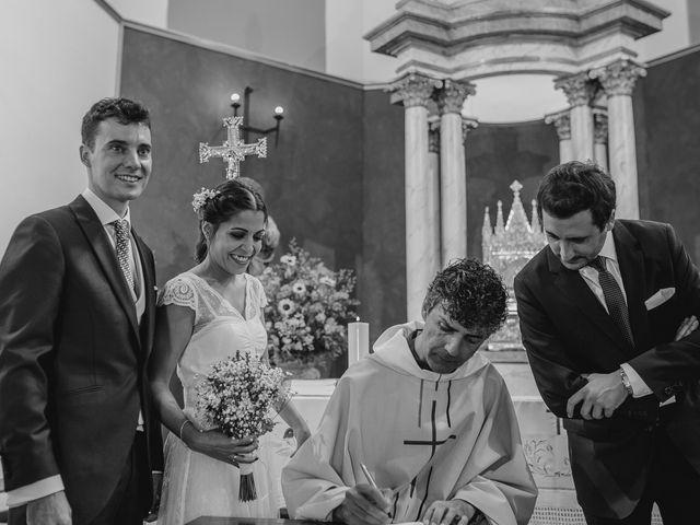 La boda de Fran y Ana en Atarfe, Granada 37