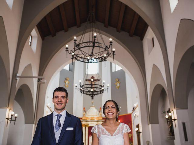 La boda de Fran y Ana en Atarfe, Granada 38