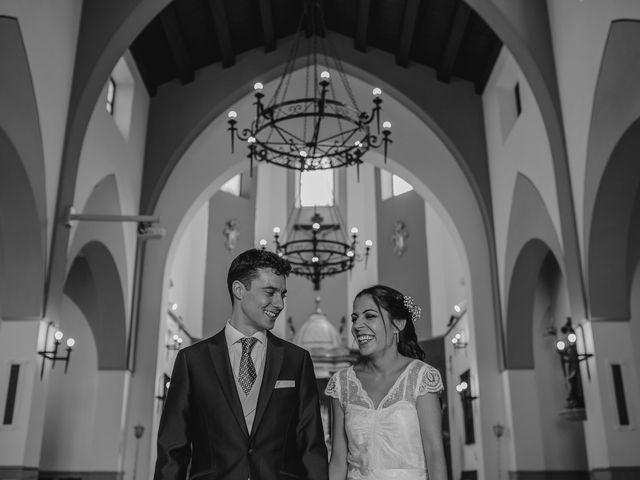 La boda de Fran y Ana en Atarfe, Granada 39