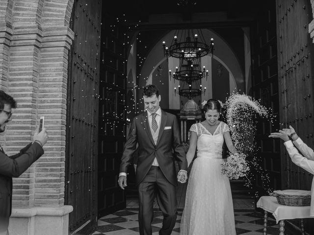 La boda de Fran y Ana en Atarfe, Granada 40