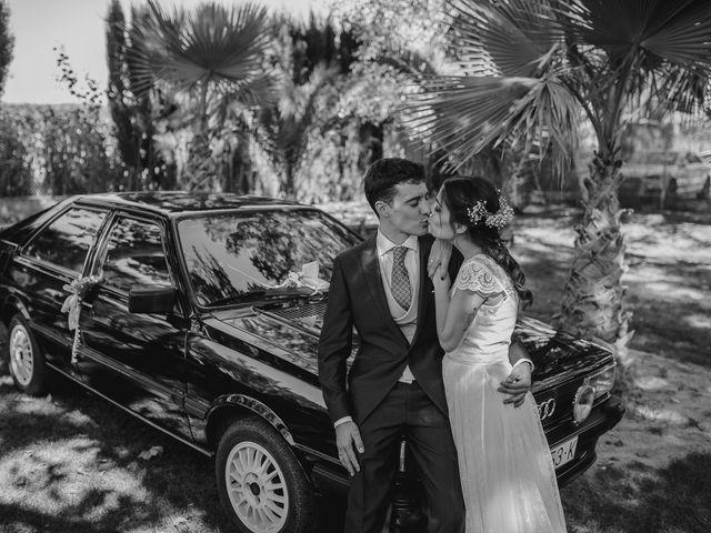La boda de Fran y Ana en Atarfe, Granada 43