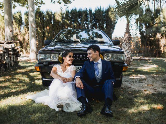 La boda de Fran y Ana en Atarfe, Granada 45