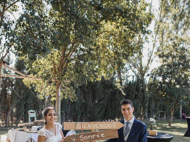 La boda de Fran y Ana en Atarfe, Granada 47