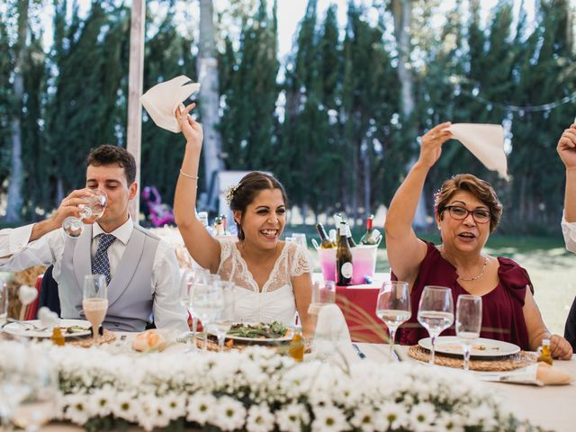 La boda de Fran y Ana en Atarfe, Granada 49