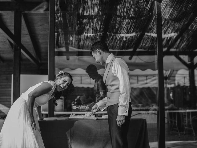 La boda de Fran y Ana en Atarfe, Granada 50