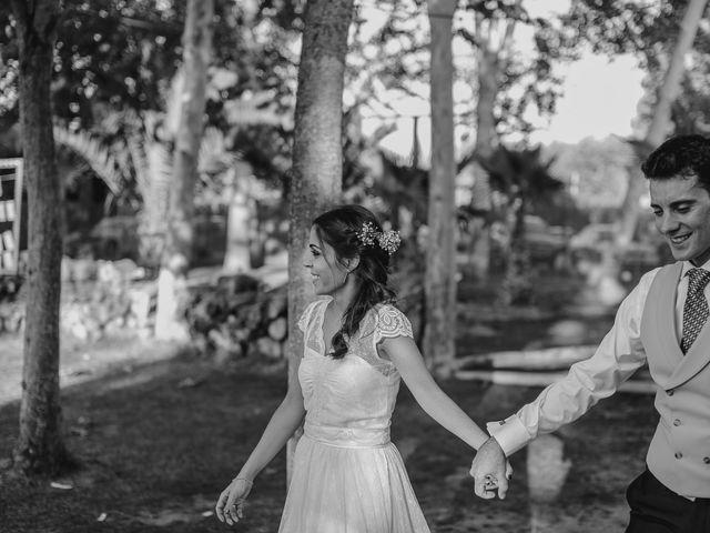 La boda de Fran y Ana en Atarfe, Granada 56