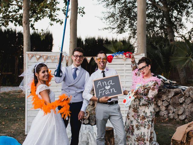 La boda de Fran y Ana en Atarfe, Granada 59