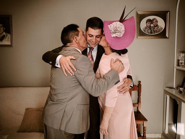 La boda de José Manuel y Almudena en Dos Hermanas, Sevilla 17