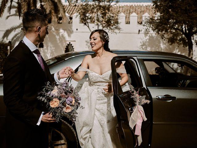 La boda de José Manuel y Almudena en Dos Hermanas, Sevilla 51