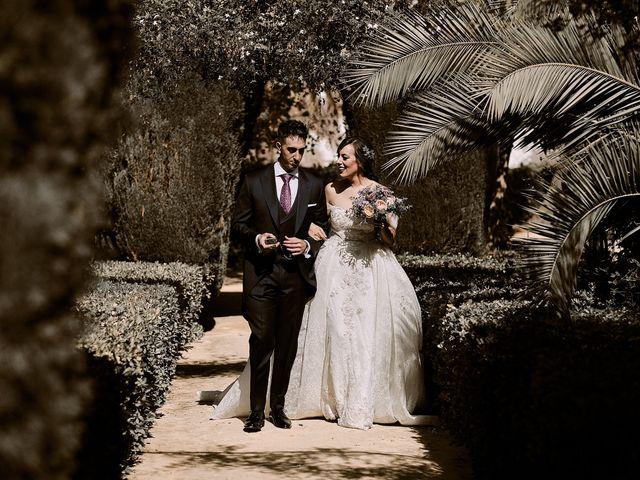La boda de José Manuel y Almudena en Dos Hermanas, Sevilla 52