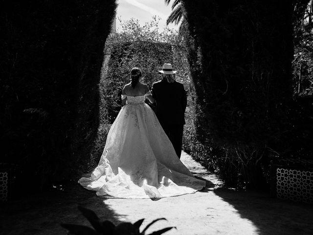 La boda de José Manuel y Almudena en Dos Hermanas, Sevilla 53