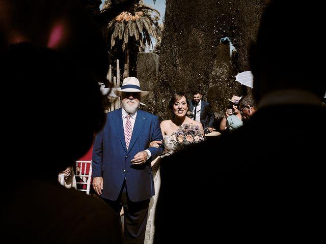 La boda de José Manuel y Almudena en Dos Hermanas, Sevilla 57
