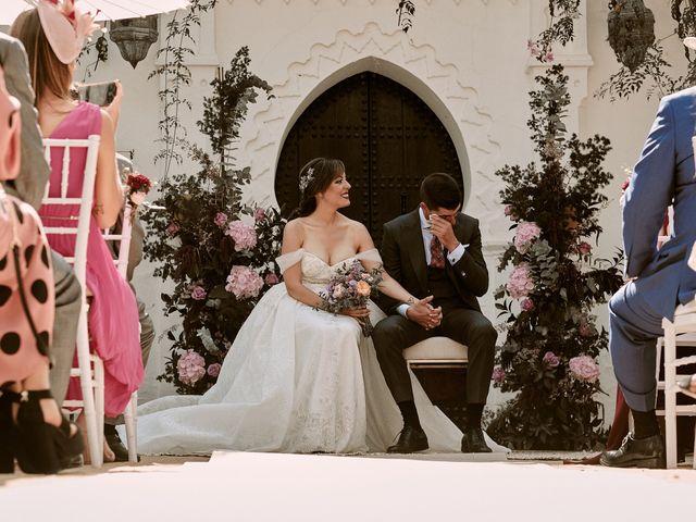 La boda de José Manuel y Almudena en Dos Hermanas, Sevilla 60