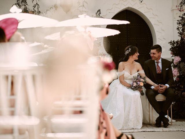 La boda de José Manuel y Almudena en Dos Hermanas, Sevilla 61