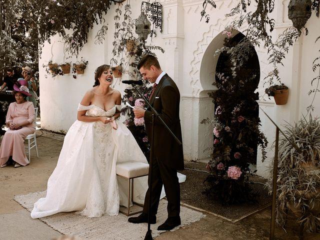 La boda de José Manuel y Almudena en Dos Hermanas, Sevilla 66