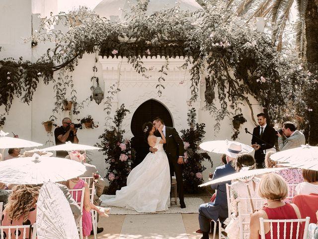 La boda de José Manuel y Almudena en Dos Hermanas, Sevilla 68