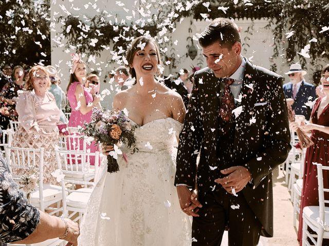 La boda de José Manuel y Almudena en Dos Hermanas, Sevilla 69