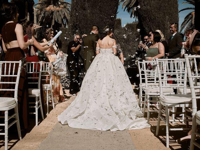 La boda de José Manuel y Almudena en Dos Hermanas, Sevilla 70