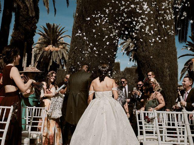 La boda de José Manuel y Almudena en Dos Hermanas, Sevilla 71