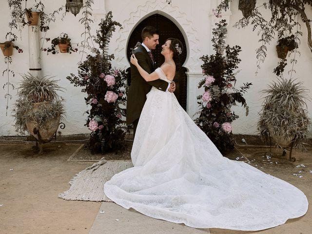 La boda de José Manuel y Almudena en Dos Hermanas, Sevilla 72